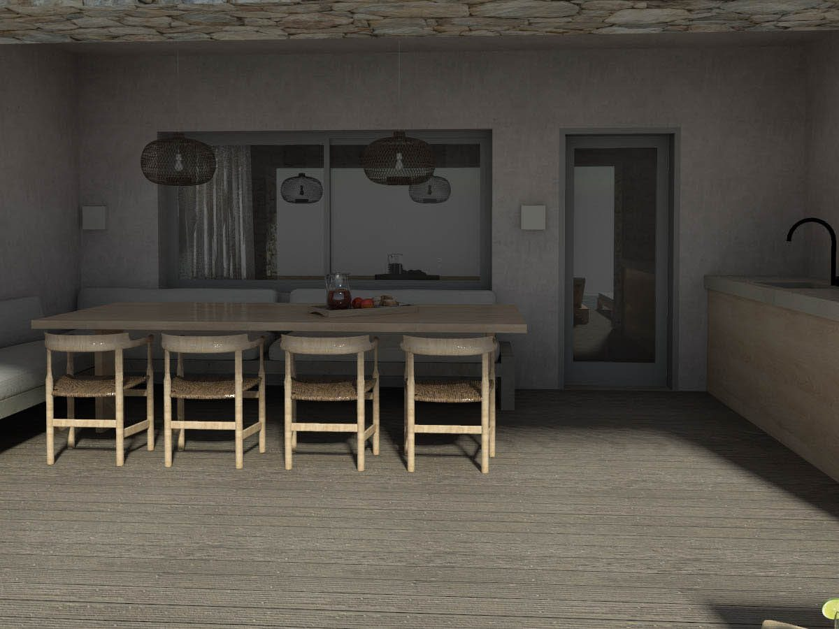 OIK5.3.2 EXTERNAL KITCHEN 1200x900 - OIK5.3.2 Villa Navy Electra