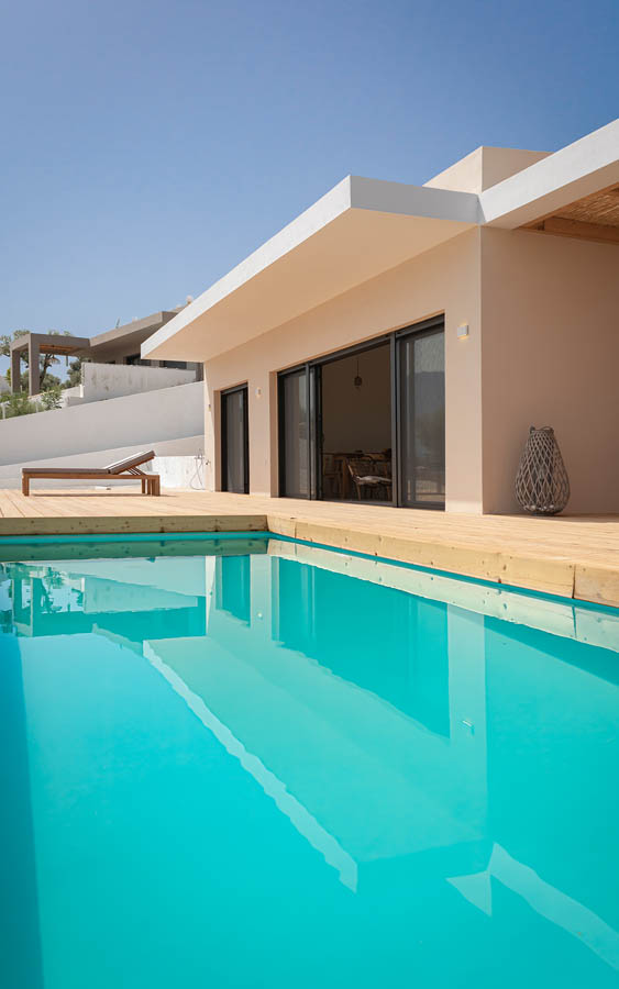 25 HOUSEPOOLREFLECTION - 78.1.1 Villa Hermes