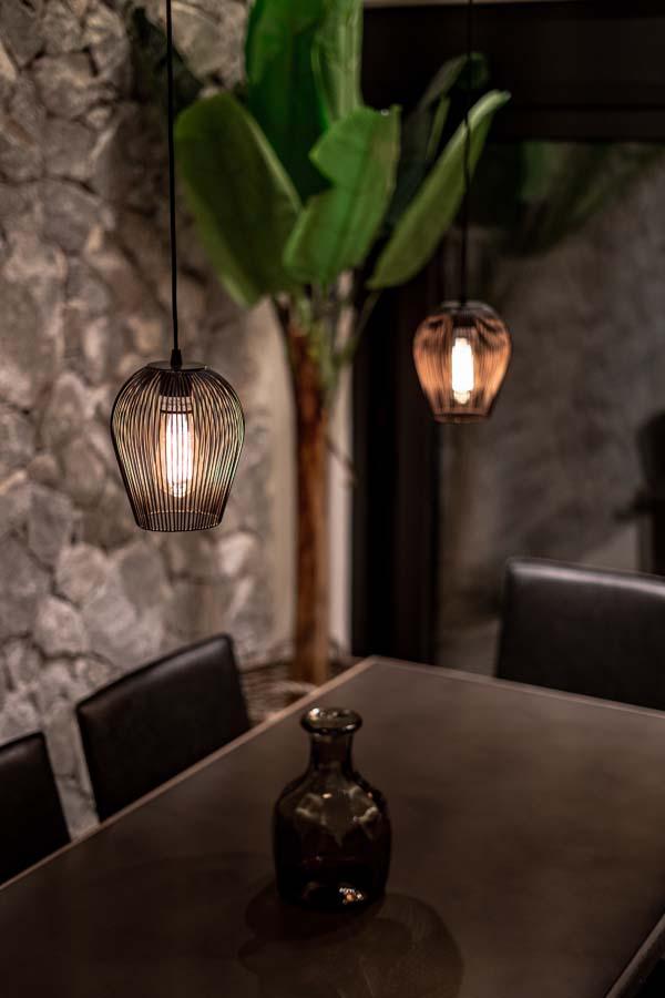 38 Villa Iris dining - Villa Stone Iris