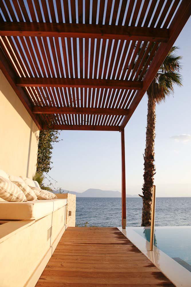 54 Infinity blue villa madouri veranda ionian sea view 667x1000 - OIK1K1 Villa Madouri