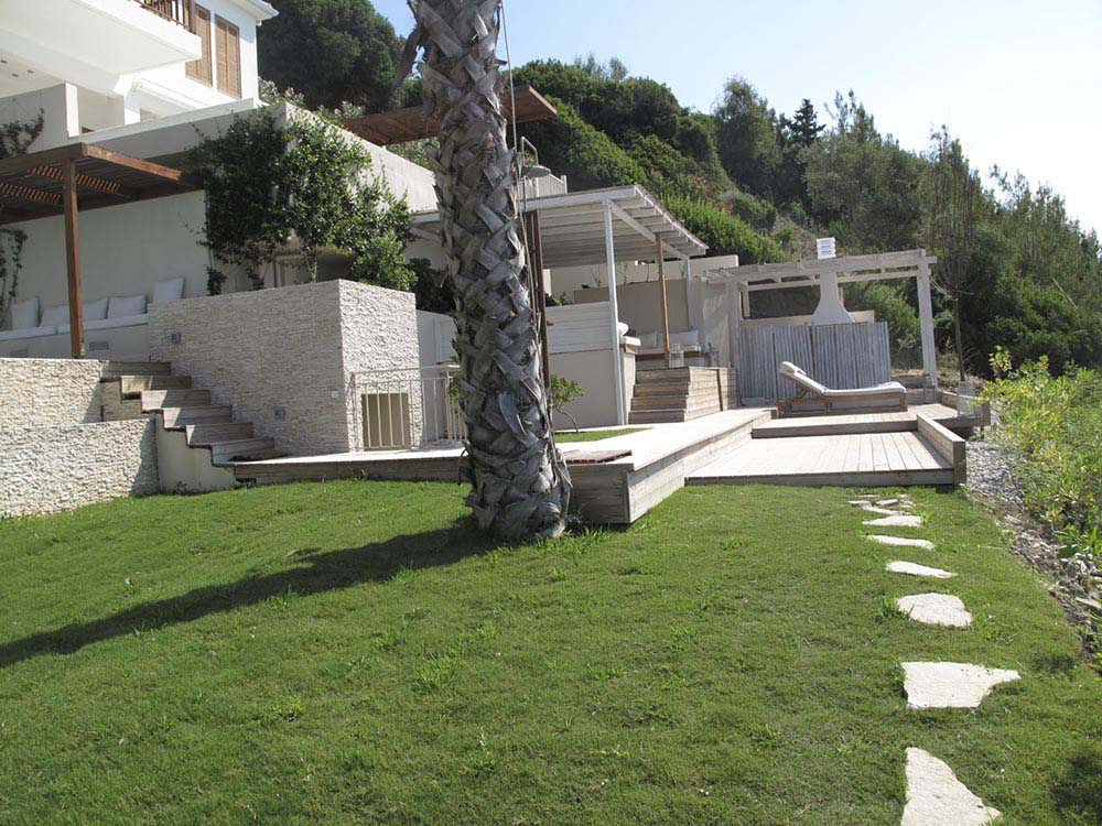 68 Infinity blue villas madouri beachfront view - OIK1K1 Villa Madouri