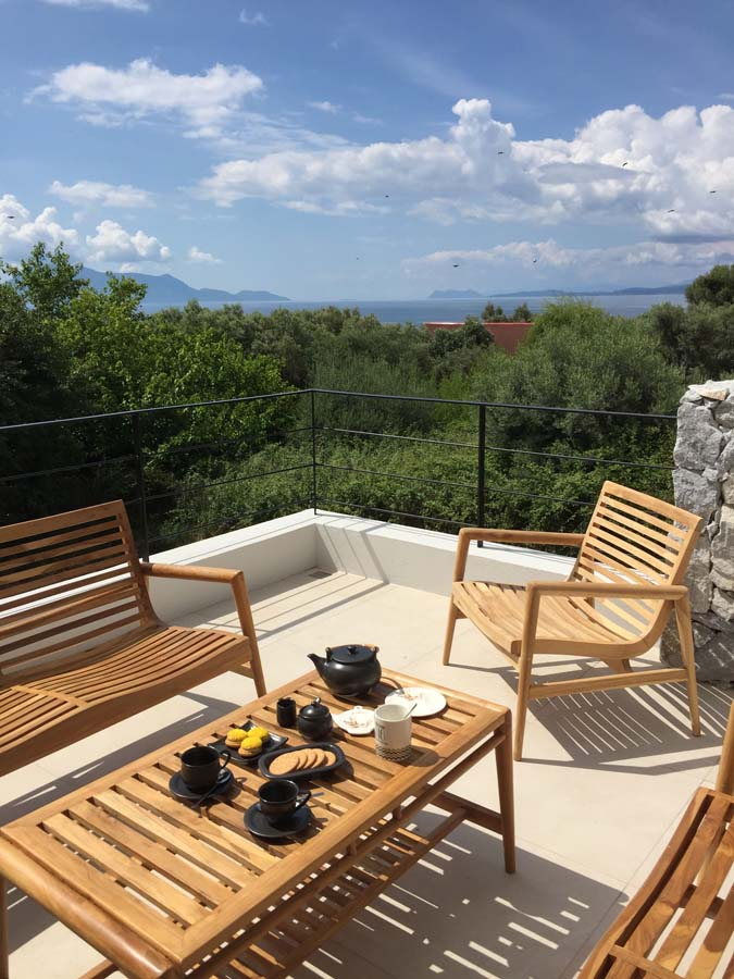 JACUZZI SEATING WITH VIEWS 1 - OIK59.1 Villa Mytikas