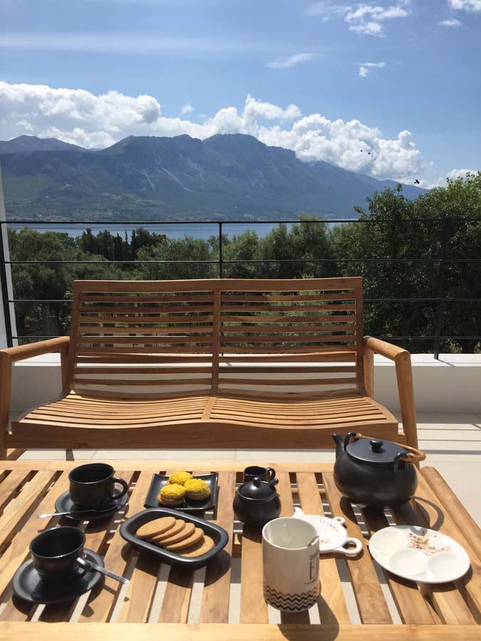 JACUZZI SEATING WITH VIEWS 2 - OIK59.1 Villa Mytikas
