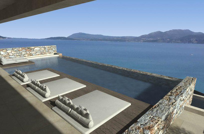 OIK71 SEA VIEW 818x540 - Villa indigo Nikiana