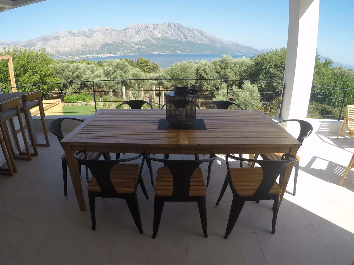 OUTDOOR DINING AREA 7 - OIK59.1 Villa Mytikas