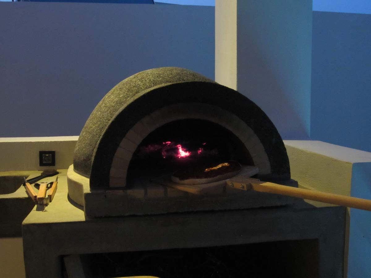 OUTDOOR PIZZA OVEN 1200x900 - OIK59.1 Villa Mytikas