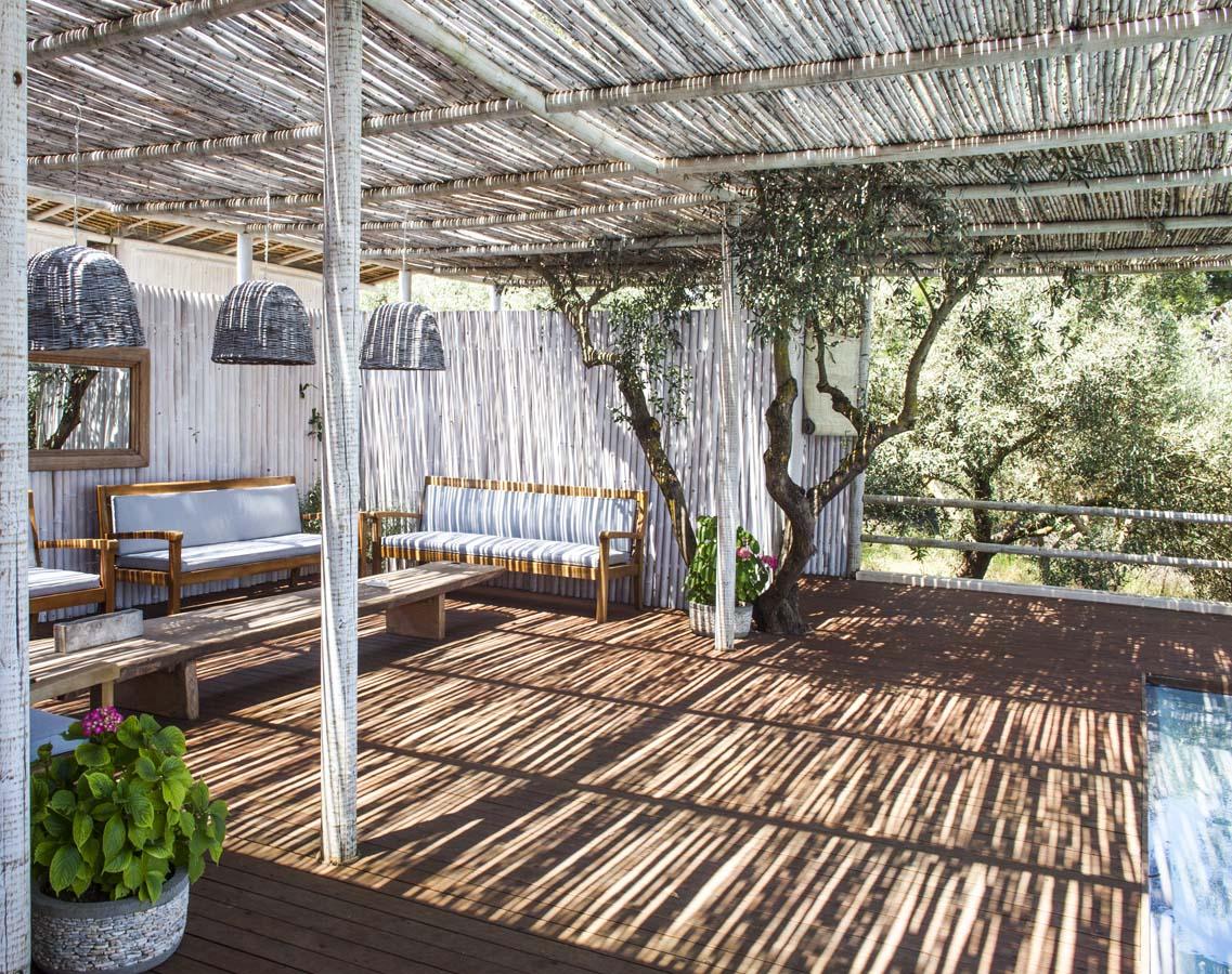 POOL AREA SOFAS - OIK26 Villa Amalia