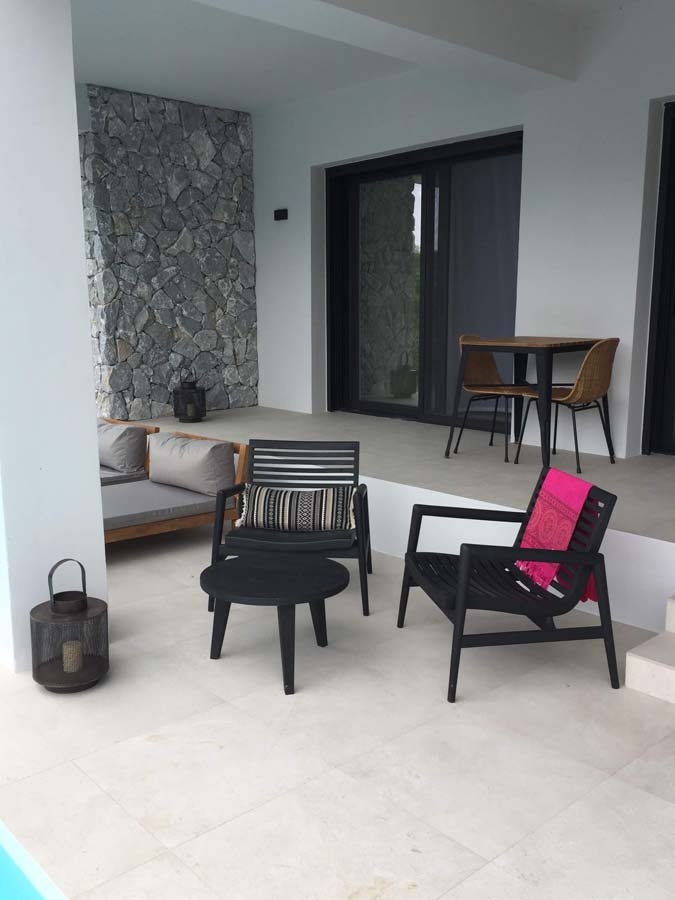 POOLSIDE SEATING - OIK59.1 Villa Mytikas