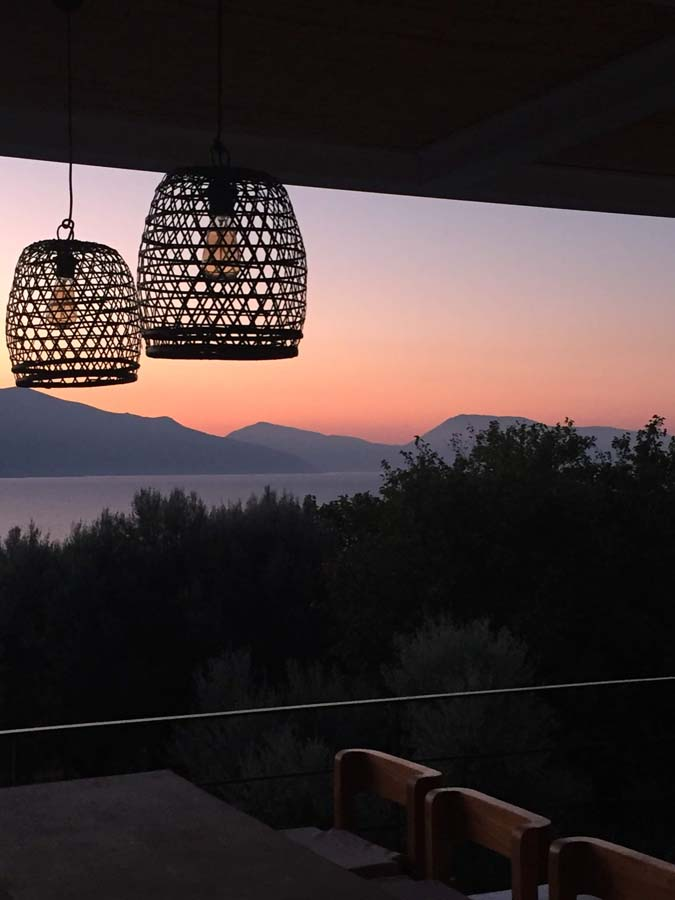 SUNSET VIEWS - OIK59.1 Villa Mytikas