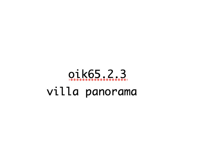 Screenshot 2021 01 21 at 15.42.50 - OIK65.2.3 Villa Panorama