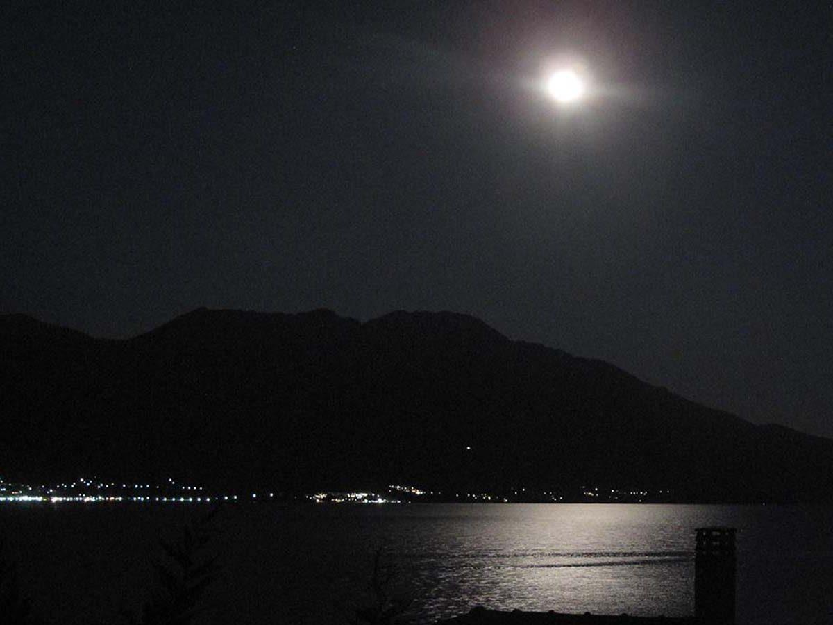 full moon view infinity blue paleros bay 1200x900 - OIK1K3 Villa Scorpios