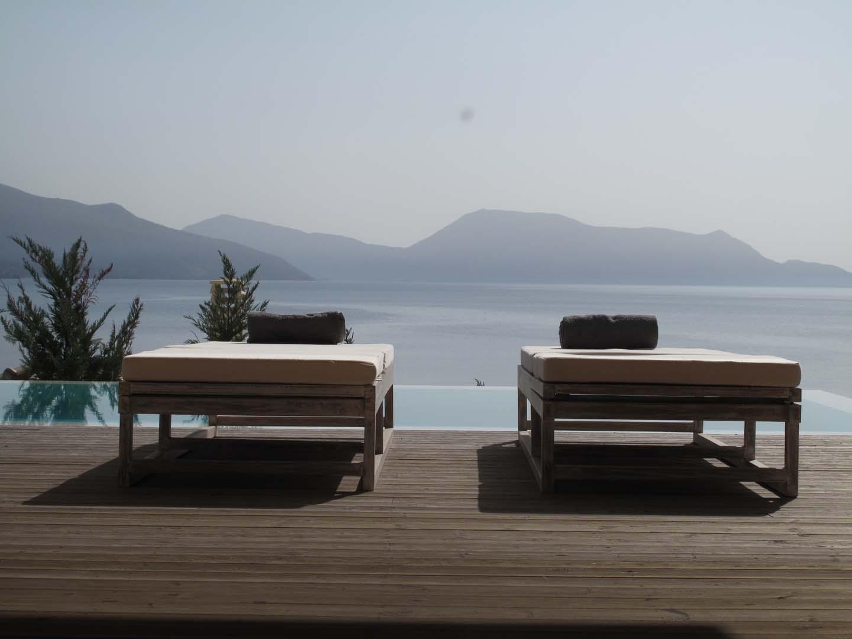villa scorpios infinity blue villa vacation relax - OIK1K4 Villa Kalamos