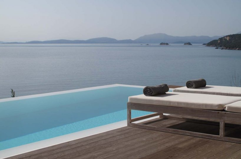 villa scorpios infinity pool view ionian sea 818x540 - Home Grid 3